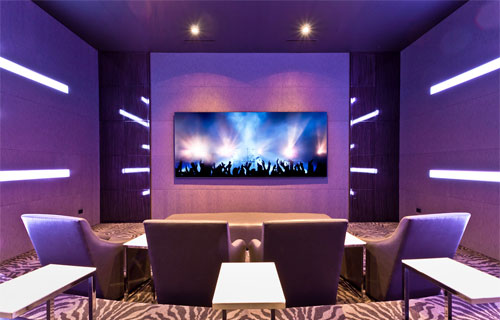 Home Theater Design Dallas
