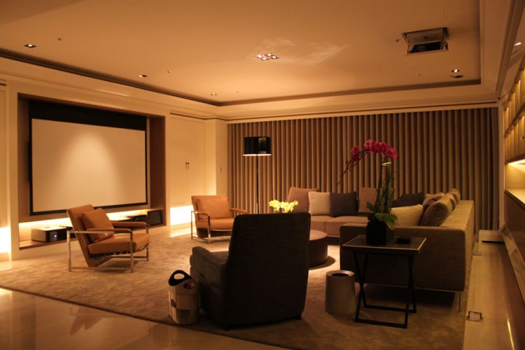 Portfolio Stellar Home Theater Amp Automation The